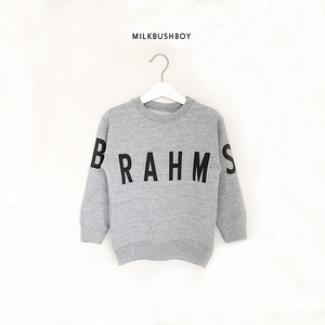 KIDS SWEAT 【BRAHMS】