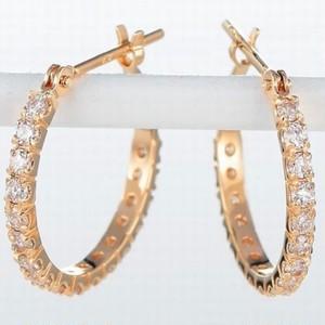 natural diamond SI 0.5ct(pierce)