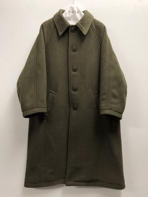 GRIS 20AW Stainless Collar Coat M/Lサイズ (Moss) GR20AW-CO001B