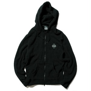 F.C.Real Bristol PILE ZIP UP HOODIE