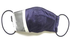 【デザイナーズマスク 吸水速乾COOLMAX使用 日本製】 SPORTS MIX MASK CTMR 1019009