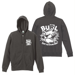 【予約販売】FUCKING TIGER / ZIP-UP(CHARCOAL)