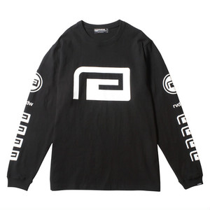 "reversal / リバーサル | "" BOTH ARMS LONG SLEEVE TEE """