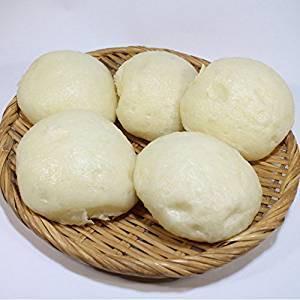 岸川饅頭(あんなし20個)【森上商店】