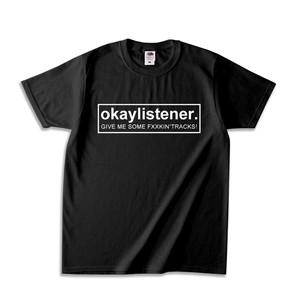 okaylistener Tシャツ