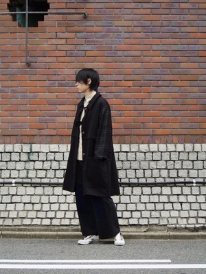 【SALE】ironico i-コート black