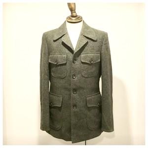 1970s Vintage Dunn&Co Tweed Hunting/Shooting Jacket