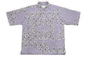 LAV BANDANA shortsleeve shirt