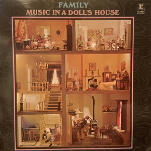 【LP】FAMILY/Music In A Doll's House