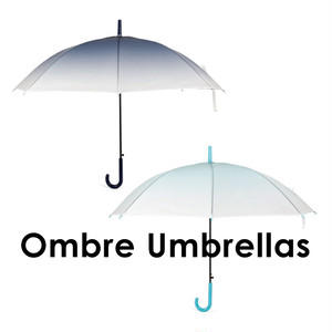 Ombre Umbrellas