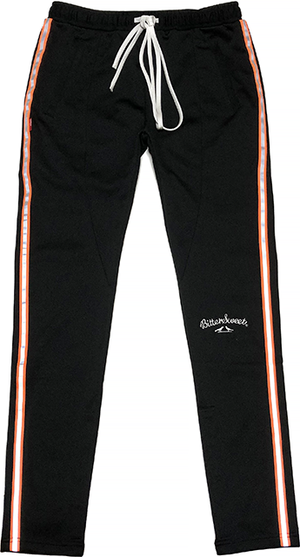 SIDE REFLECTIVE LINE SLIM FIT JERSEY PANT