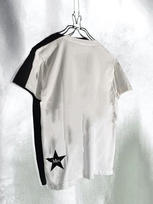 スターワンポイントTシャツ