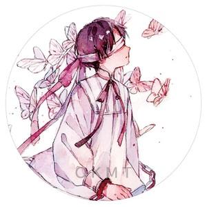 束縛【新七天】剥離紙・特殊インク・幅広