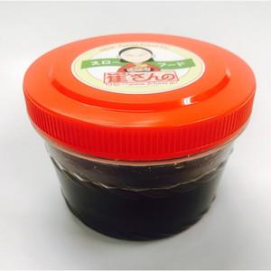 蝦夷あわび肝醤油浸け、煮あわび(110g)