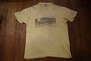 USED USA製 80s Aspen get high on the rockies Tシャツ ステッドマン