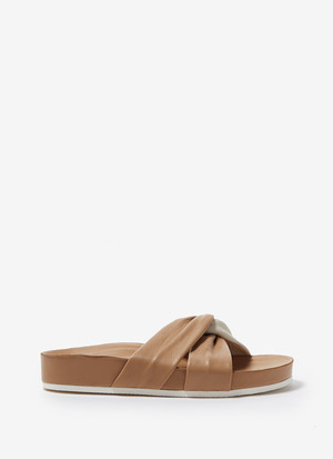 NAPPA LEATHER BIO SANDAL