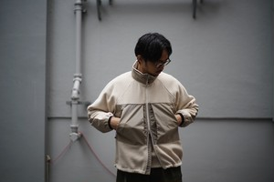 ENDS and MEANS / Tactical Fleece Jacket