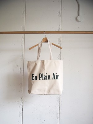 En Plein Air, CORE LOGO JUMBO TOTE BAG