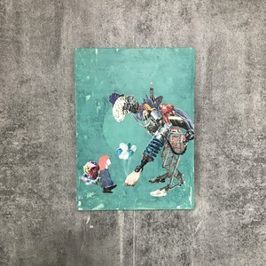 【Collage mark 01】たのしさとやさしさを交換っこ