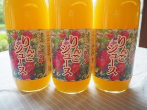 【12本】宮沢さんの11種の完熟りんごジュース(長野県 特別栽培りんご 1ℓ×12本)
