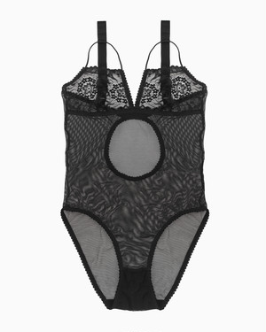MAEVE BODYSUIT Black / Lonely