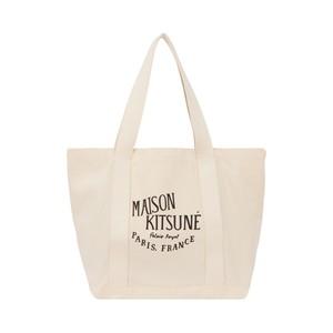 MAISON KITSUNE SHOPPING BAG PALAIS ROYAL / KUX-8705-A