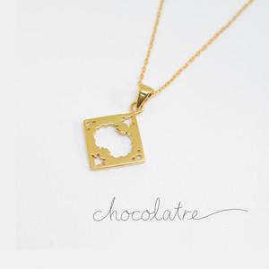 chocolatre「オペラ」ゴールドペンダント