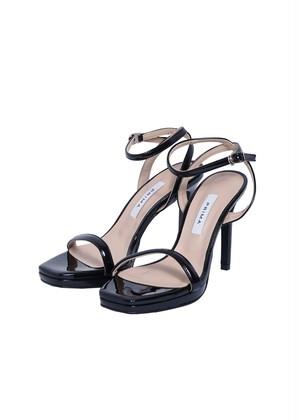 simple ankle strap sandal(black)5/10ch-4