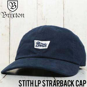 BRIXTON ブリクストン STITH LP STRAPBACK CAP ストラップバックキャップ 00953 WANAV
