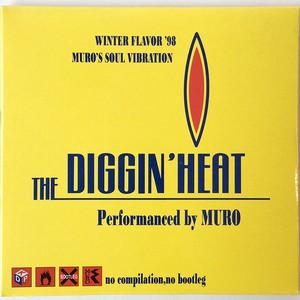 【ラスト1/CD】Muro - Diggin'Heat Winter Flavor'98 (Remaster Edition)
