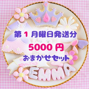 【第1月曜日発送分】5000円おまかせセット