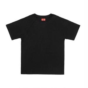 424 on Fairfax ラグランTシャツ ブラック