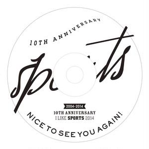 【DL販売】SPORTS『I LIKE SPORTS 2014』(ライブ音源)