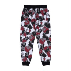 RIPNDIP - Nermal Camo Sweat Pants (Red Camo)