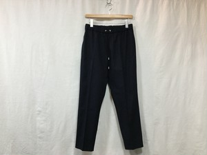 "FLISTFIA""Cropped Trousers Navy"""