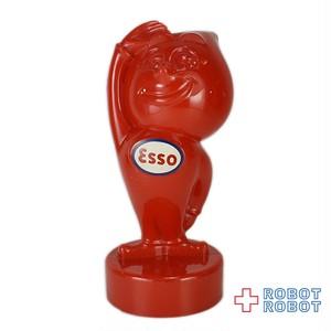 ESSO エッソ オイルドロップ 赤 貯金箱