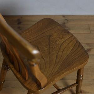 Kitchen Chair 【B】/ キッチン チェア〈ダイニングチェア・ウィンザーチェア・デスクチェア・椅子・カントリー〉 SB2011-0003【B】