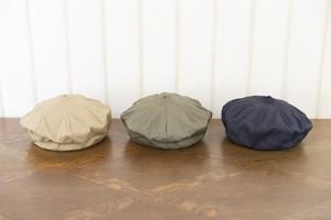 Tarre | コットン ショートベレー帽