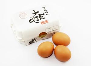大地の卵 24個