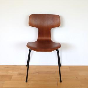 Fritz Hansen(フリッツ・ハンセン) Tチェア 3103 Arne Jacobsen(アルネ・ヤコブセン) チーク ビンテージ 1967年