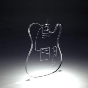 ギターチャーム     『テレキャス』タイプ