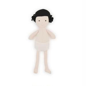 NELL|女の子|オーガニックコットン 人形