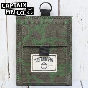 [クリックポスト対応]CAPTAIN FIN CURLY BI-FOLD WALLET 二つ折り財布 ウォレット