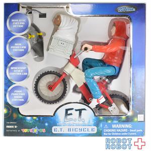 E.T.とエリオットの自転車 ラジコン 箱入未開封 トイザらス