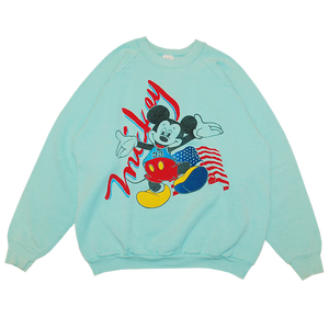 """Bootleg Mickey Mouse"" Vintage Sweat Used"