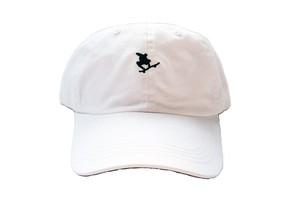 Skater cap (WHITE)