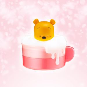 InfoThink Disney ディズニー Winnie the Pooh くまのプーさん ランプ 小物入れ iAL-100(Sakura)