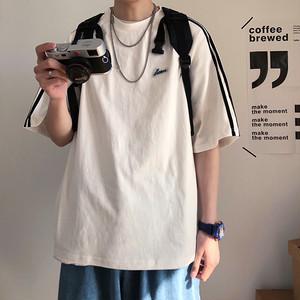 アームラインTシャツ BL5965