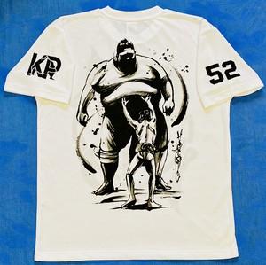 S〜XL【KONISHIKI SUMO Tシャツ第二弾】〜〜子ども相撲〜〜