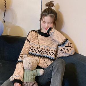 ノルディックセーター N1006
